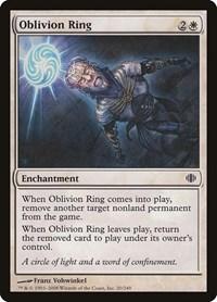 Oblivion Ring, Magic: The Gathering, Shards of Alara