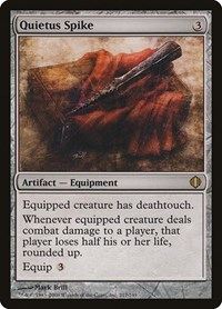 Quietus Spike (Foil)