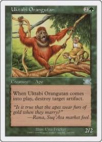 Uktabi Orangutan, Magic: The Gathering, Classic Sixth Edition
