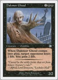 Dakmor Ghoul, Magic: The Gathering, Starter 1999