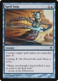 Spell Snip, Magic: The Gathering, Shards of Alara