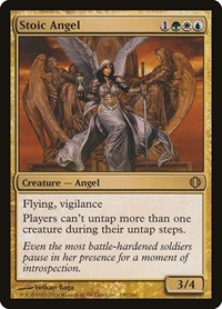 Stoic Angel, Magic, Shards of Alara
