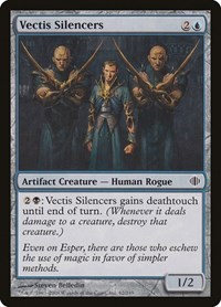 Vectis Silencers, Magic: The Gathering, Shards of Alara