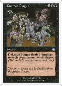 Dakmor Plague, Magic: The Gathering, Starter 1999
