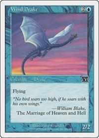 Wind Drake, Magic: The Gathering, Classic Sixth Edition