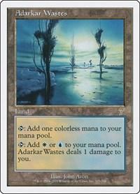 Adarkar Wastes, Magic: The Gathering, 7th Edition