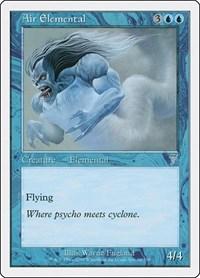 Air Elemental, Magic: The Gathering, 7th Edition