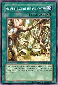 Secret Village of the Spellcasters, YuGiOh, Crossroads of Chaos