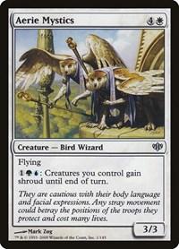 Aerie Mystics, Magic: The Gathering, Conflux