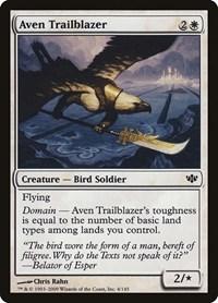 Aven Trailblazer, Magic: The Gathering, Conflux