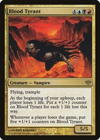Blood Tyrant, Magic: The Gathering, Conflux