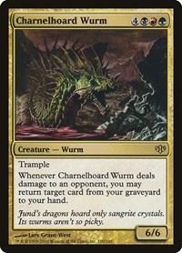 Charnelhoard Wurm, Magic: The Gathering, Conflux