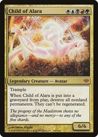 Child of Alara, Magic, Conflux