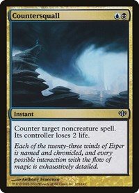 Countersquall, Magic: The Gathering, Conflux