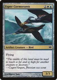 Esper Cormorants, Magic: The Gathering, Conflux