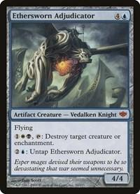 Ethersworn Adjudicator, Magic: The Gathering, Conflux