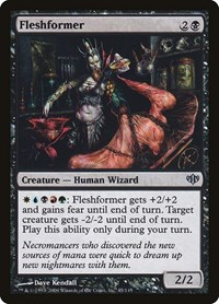 Fleshformer, Magic: The Gathering, Conflux