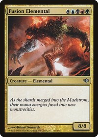 Fusion Elemental, Magic: The Gathering, Conflux