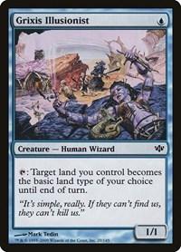Grixis Illusionist, Magic: The Gathering, Conflux