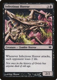 Infectious Horror, Magic: The Gathering, Conflux