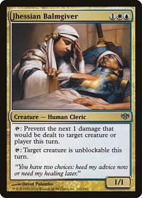 Jhessian Balmgiver, Magic: The Gathering, Conflux