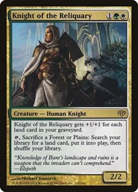 Knight of the Reliquary, Magic: The Gathering, Conflux