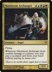 Maelstrom Archangel, Magic: The Gathering, Conflux
