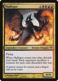 Malfegor, Magic: The Gathering, Conflux