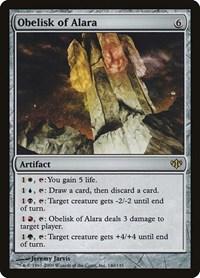 Obelisk of Alara, Magic: The Gathering, Conflux