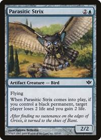 Parasitic Strix, Magic: The Gathering, Conflux