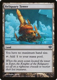 Reliquary Tower (Foil)