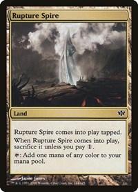 Rupture Spire, Magic, Conflux
