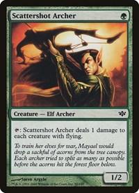 Scattershot Archer, Magic, Conflux
