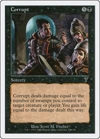 Corrupt, Magic, 7th Edition