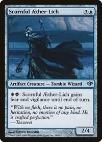 Scornful Aether-Lich, Magic: The Gathering, Conflux
