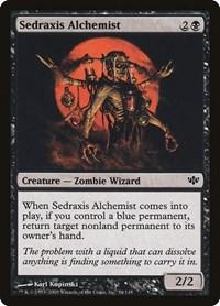 Sedraxis Alchemist, Magic, Conflux