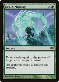 Soul's Majesty, Magic: The Gathering, Conflux