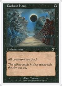 Darkest Hour, Magic, 7th Edition