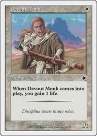 Devout Monk, Magic: The Gathering, Starter 1999