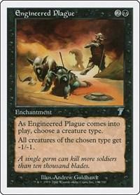 Engineered Plague, Magic, 7th Edition