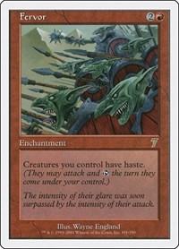 Fervor, Magic: The Gathering, 7th Edition