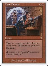 Final Fortune (Foil)