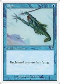 Flight, Magic: The Gathering, 7th Edition