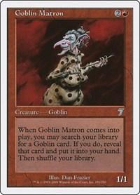 Goblin Matron (Foil)