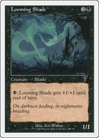 Looming Shade, Magic: The Gathering, 7th Edition