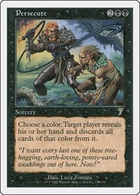 Persecute, Magic: The Gathering, 7th Edition