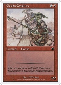 Goblin Cavaliers, Magic, Starter 1999
