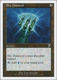 Sky Diamond, Magic: The Gathering, 7th Edition