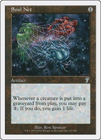 Soul Net, Magic: The Gathering, 7th Edition