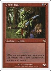 Goblin Hero, Magic: The Gathering, Starter 1999